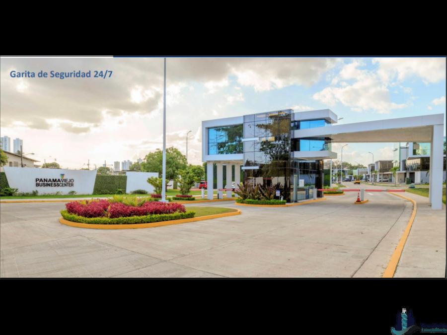 ofibodega de 636m2 en alquiler y venta en panama viejo business center