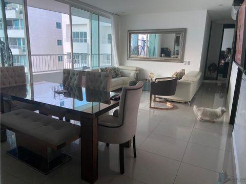 espectacular apartamento con vista panoramica hacia la bahia de manga