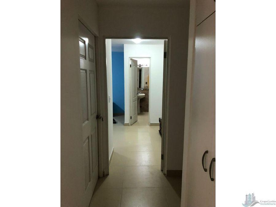apartamento con linea blanca en ph dos mares 3rc