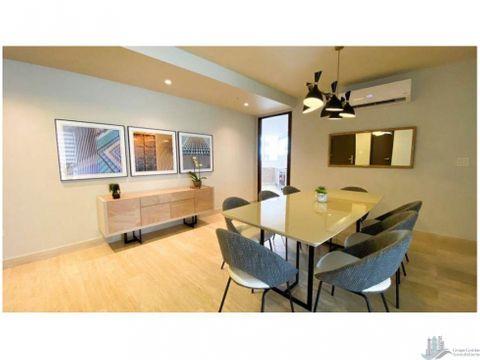 apartamento amoblado 3rec ph the regent costa del este