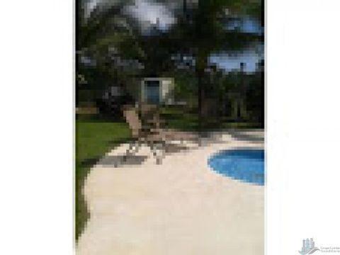 alquilo casa de playa con piscina coronado