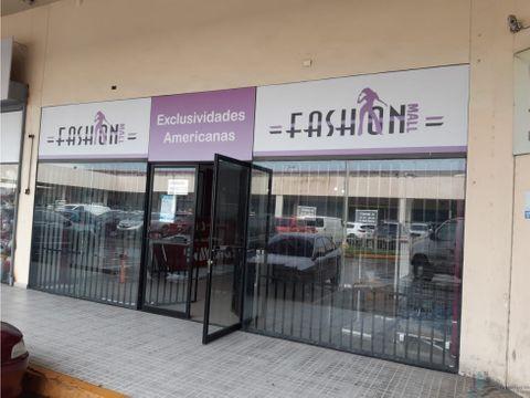 ganga vendo local comercial gran estacion san miguelito 822m2