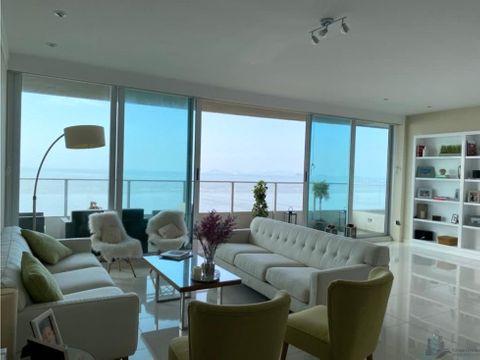 apartamento 4rec con aire inverter y vista al mar costa del este