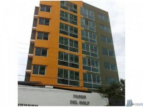 se vende apartamento con lb en via espana