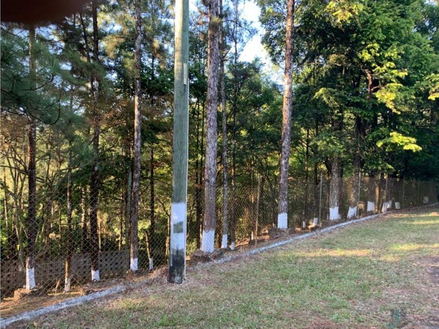casa en el pinar cerro azul 3059 m2 4recamaras