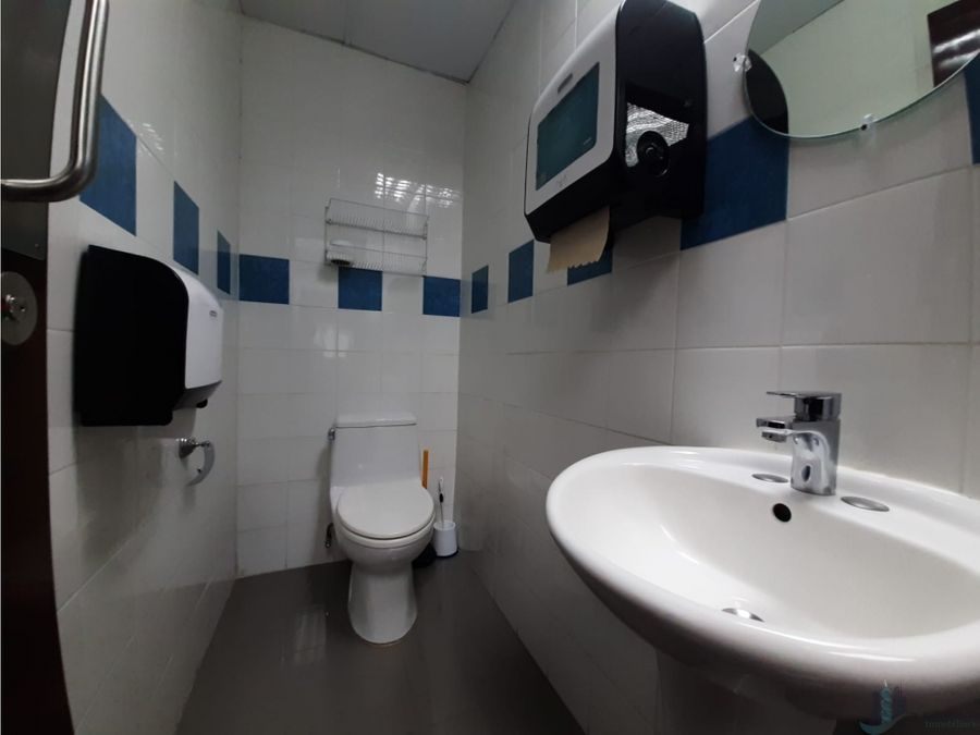 oficina remodelada y equipada 510 m2 plaza globus samuel lewis