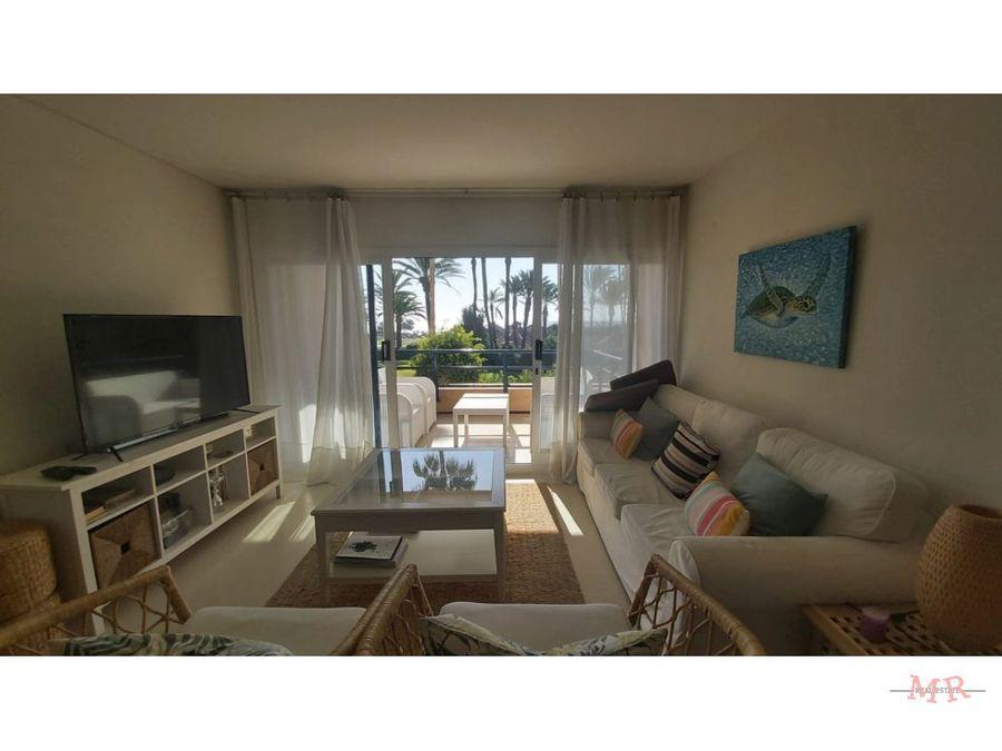 alquiler apartamento con vistas al mar