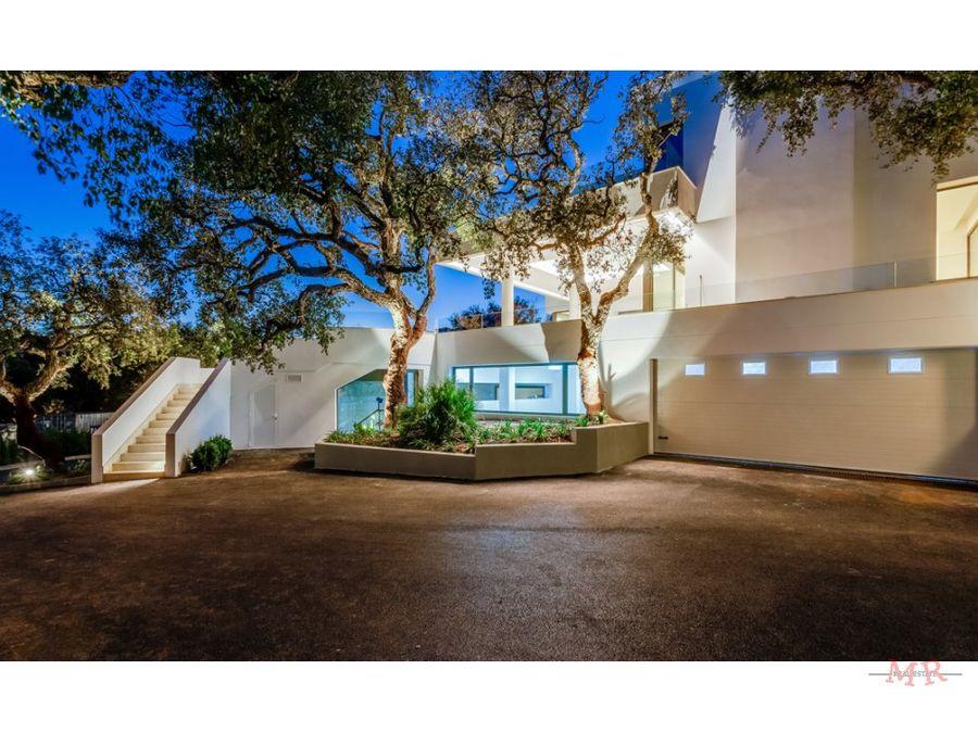 venta de villa moderna