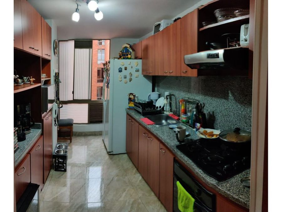 apartamento en alameda campestre de 115 mts2