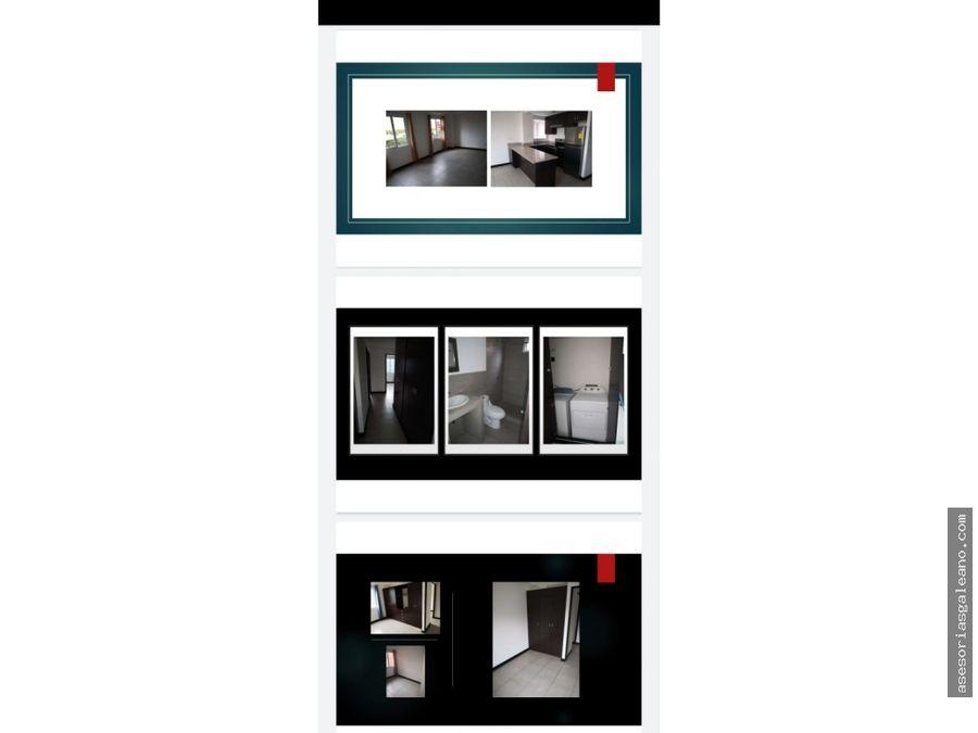 alquilo apartamento en zona 16