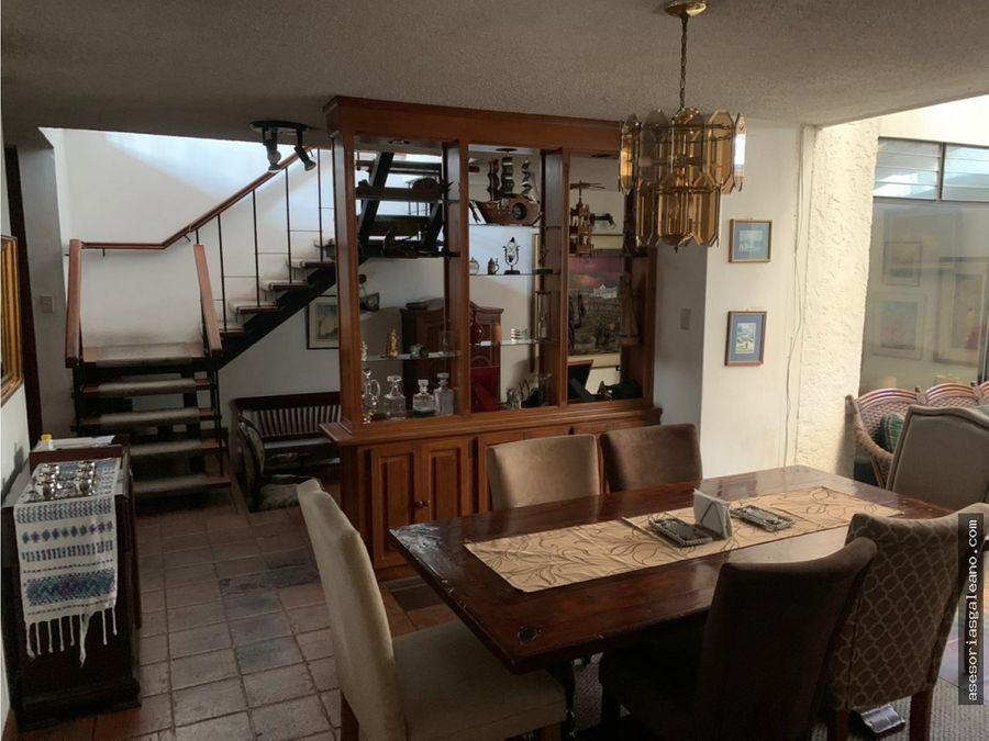 bonita casa en venta zona 10