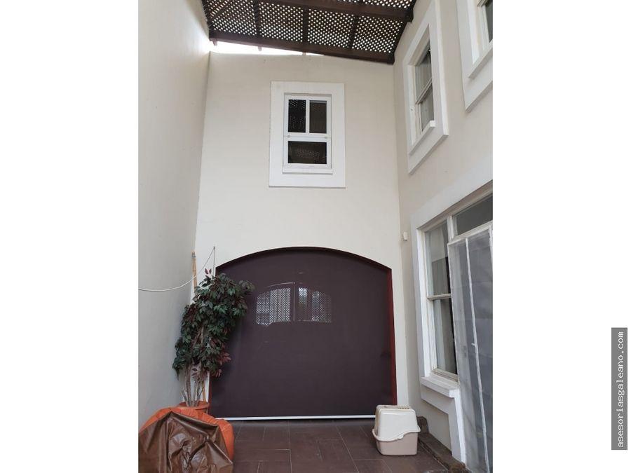 linda casa en venta en condado el naranjo