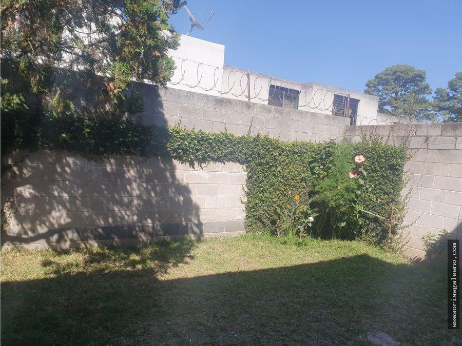 casa en venta magnolias del encinal