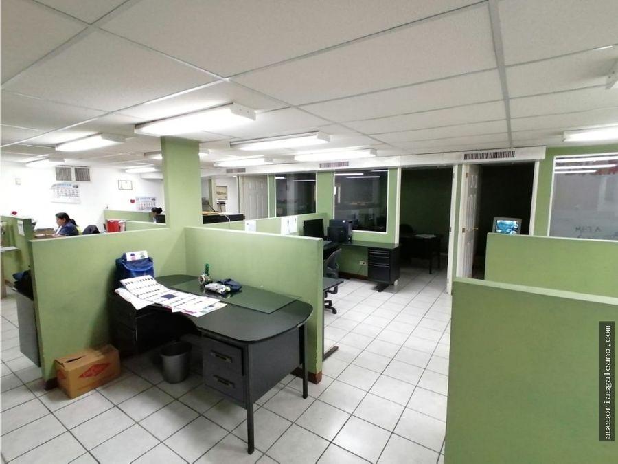 bodega en renta dentro de complejo zona 13