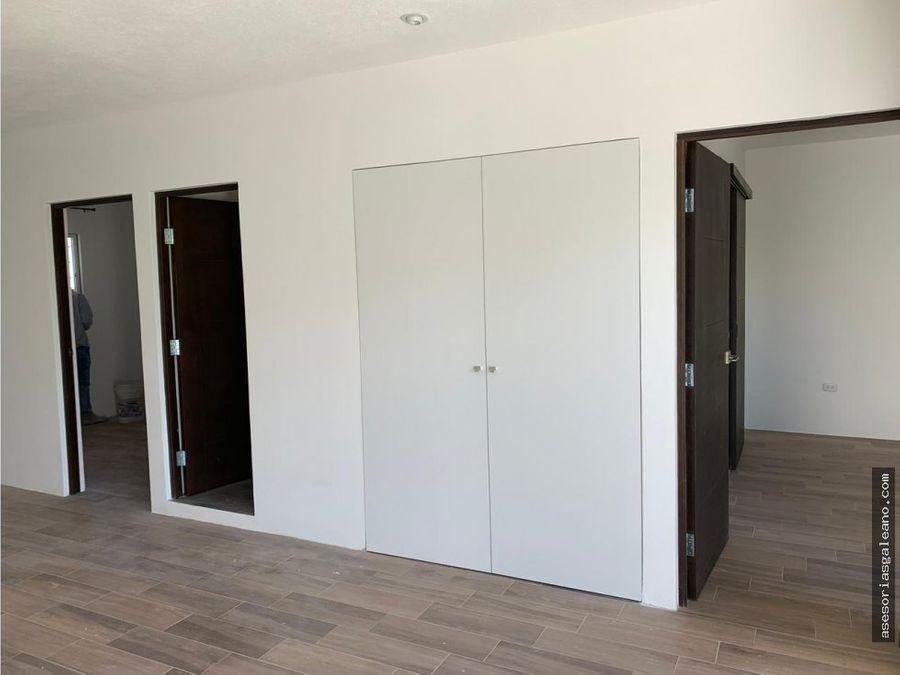 rento apartamento en hacienda real zona 16