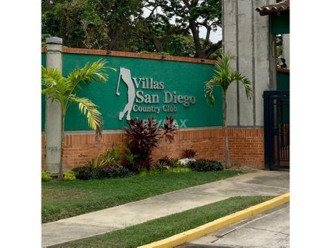 terreno villas san diego country club novus 452057