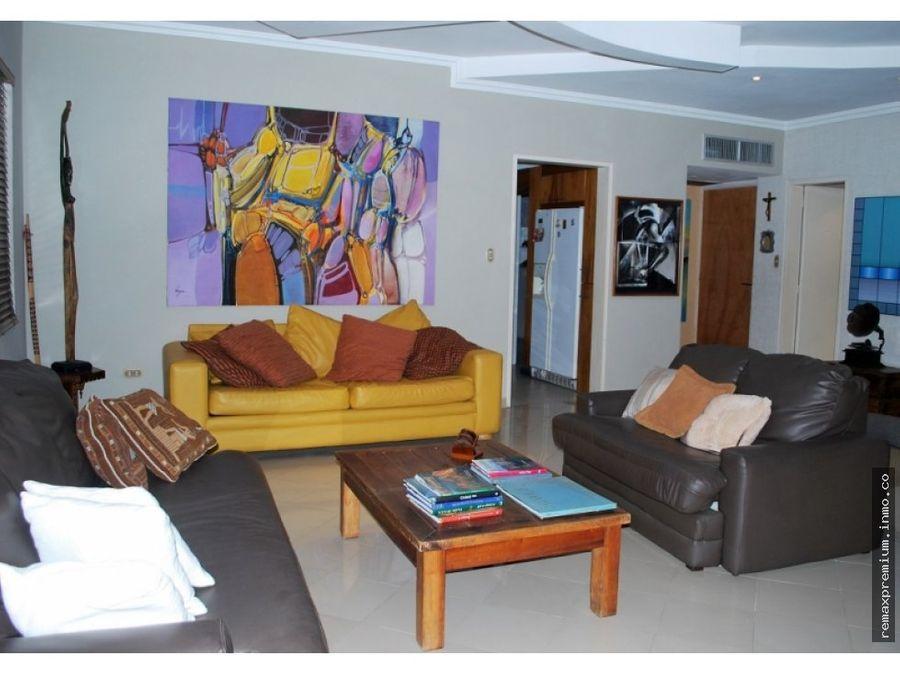 apartamento en residencias lisely