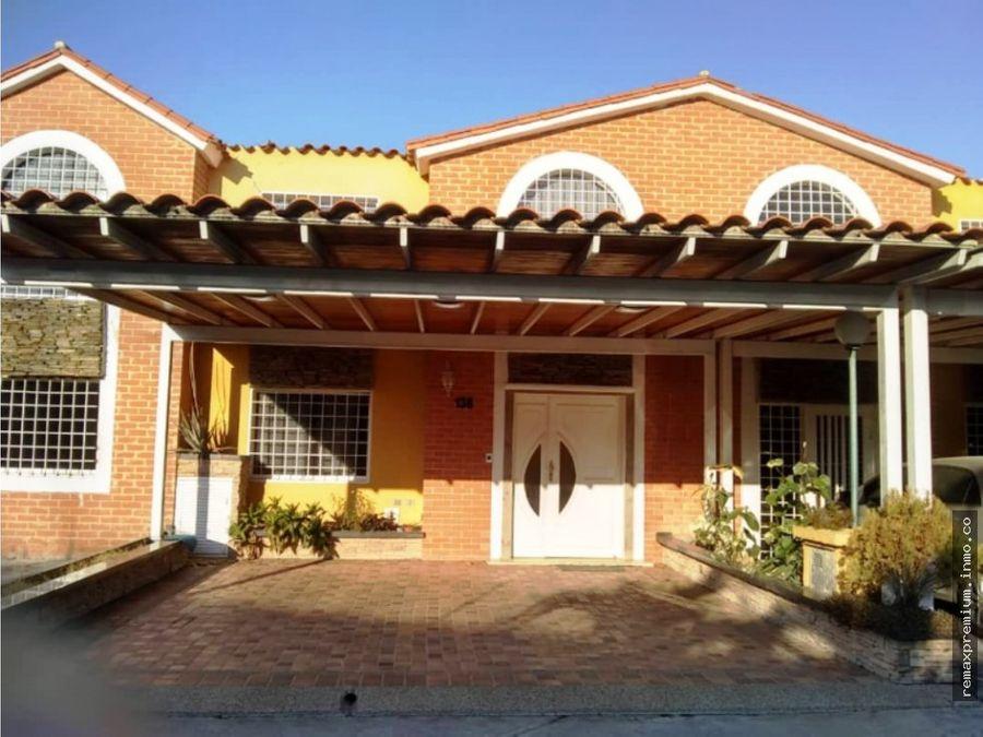town house en san diego estado carabobo
