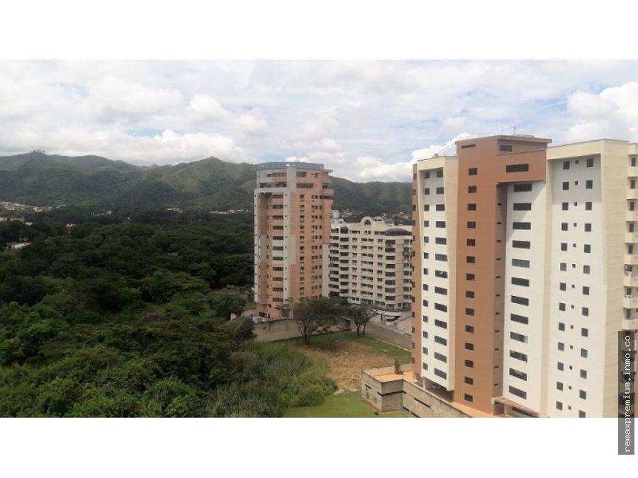 apartamento en valles de camoruco listo para habitar