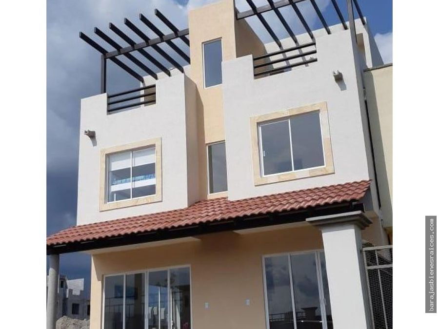 venta de casa nueva con alberca en morelos