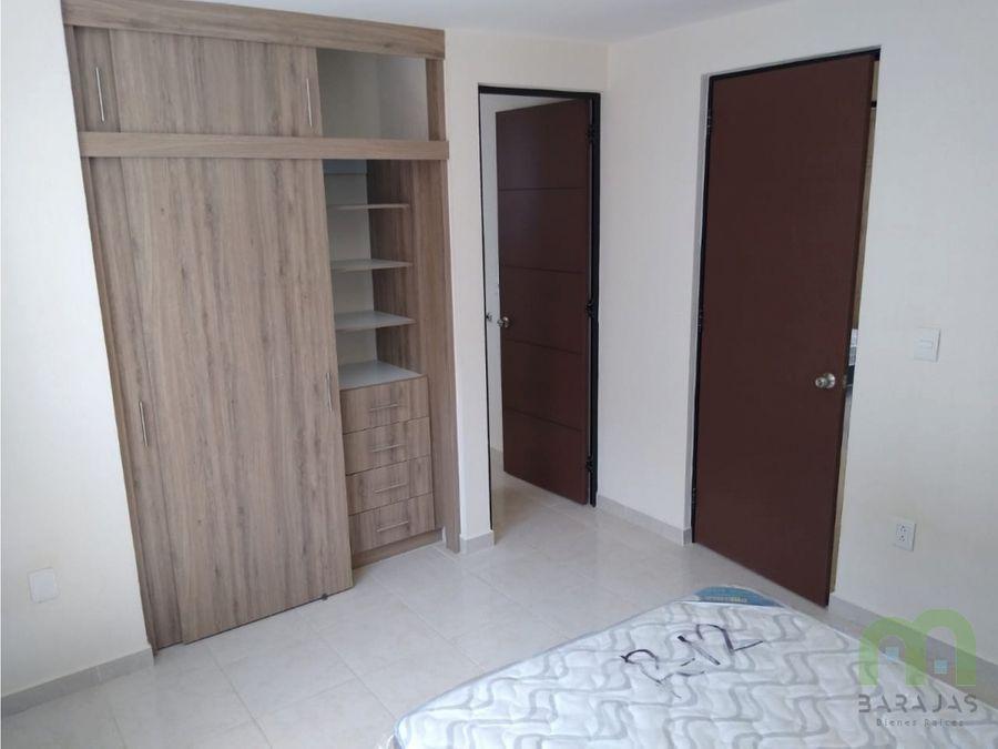 casa nueva en condominio con alberca y casa club en cuernavaca