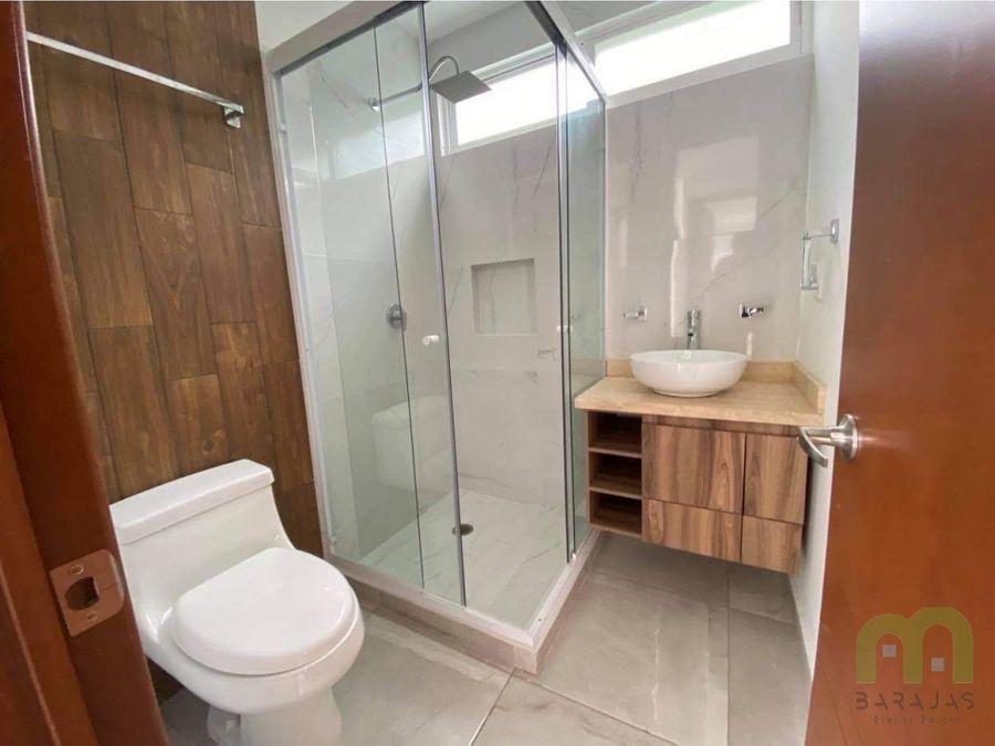 preventa de casa con acabados de lujo en residencial touche