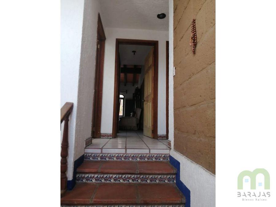 venta de casa en fraccionamiento con alberca en cuernavaca morelos