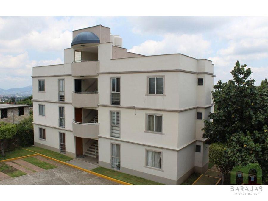 venta de departamento con alberca y roof graden privado en cuernavaca