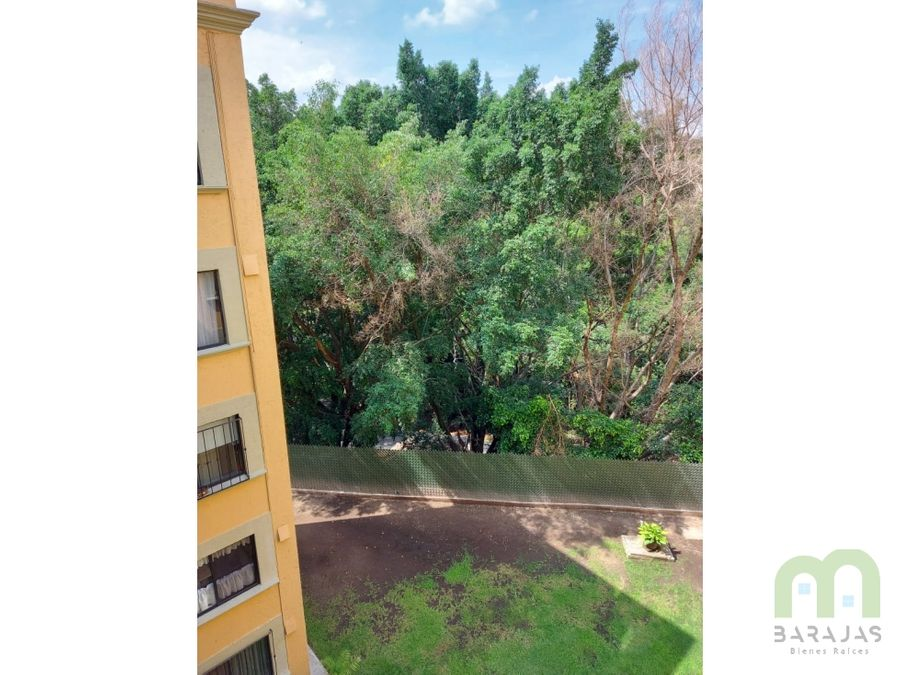 departamento en venta con alberca y amplias areas verdes en cuernavaca