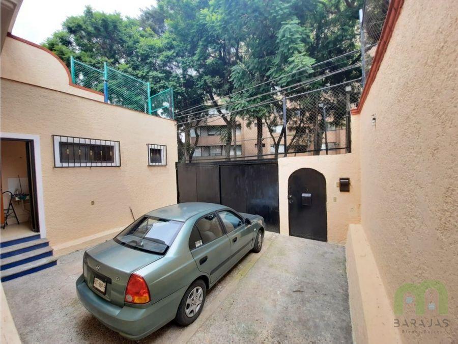 casa en fraccionamiento con alberca y jardin norte de cuernavaca