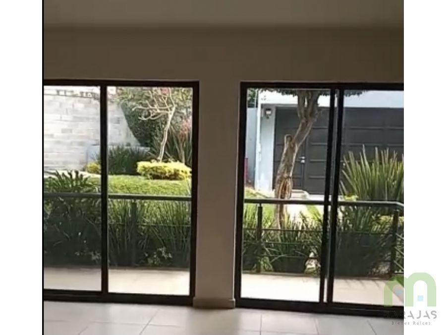 departamento nuevo en venta con alberca en cuernavaca