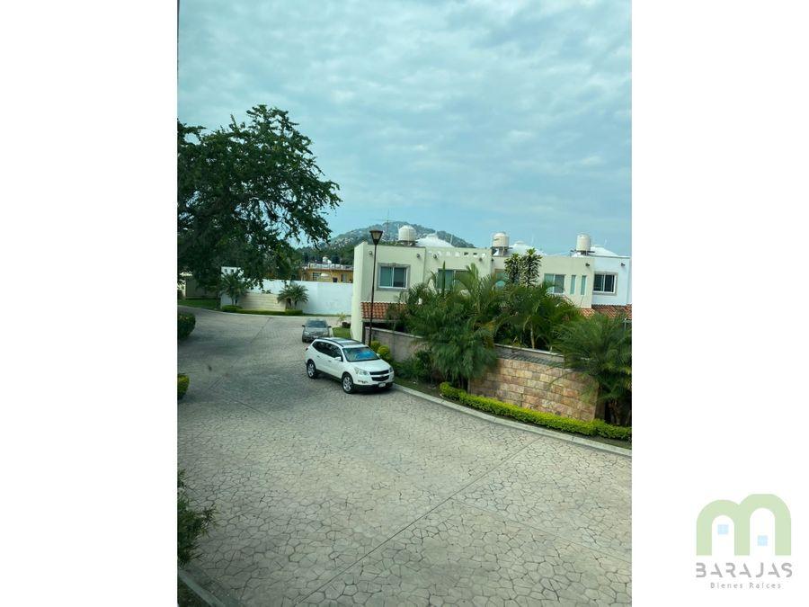 venta de casas nuevas con alberca en condominio ubicado en jiutepec