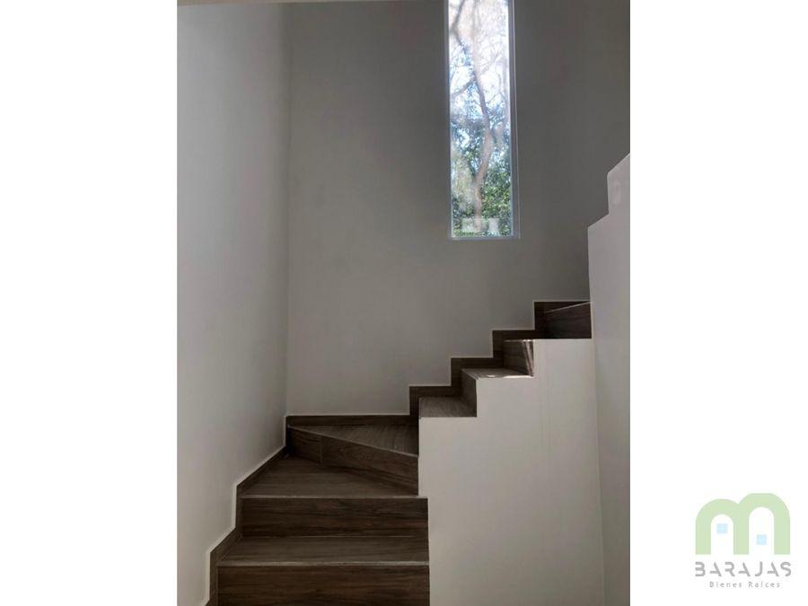 preventa de casa independiente en residencial con jardin en cuernavaca