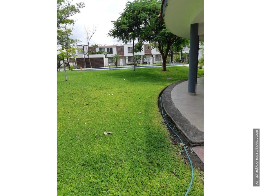 casa en venta con alberca en xochitepec morelos