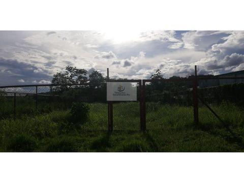 venta de terreno en las mananitas tocumen