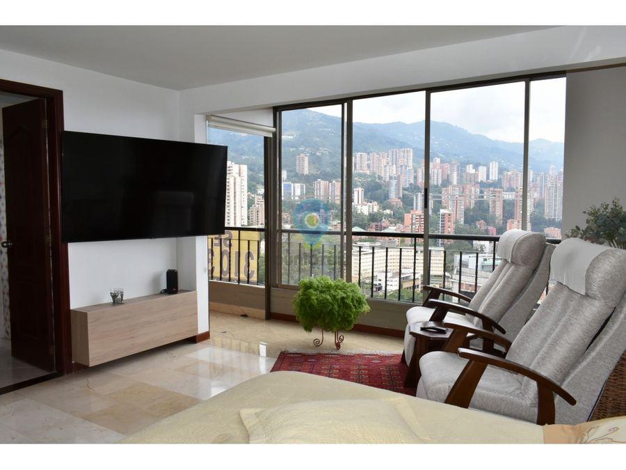 apartamento en venta en altos del poblado