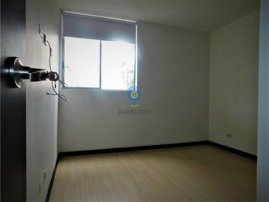 apartamento en arriendo en envigado sector la intermedia