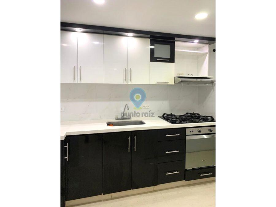 apartamento en venta en itagui viviendas del sur