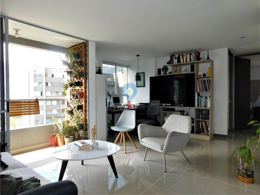 apartamento en venta en envigado chingui