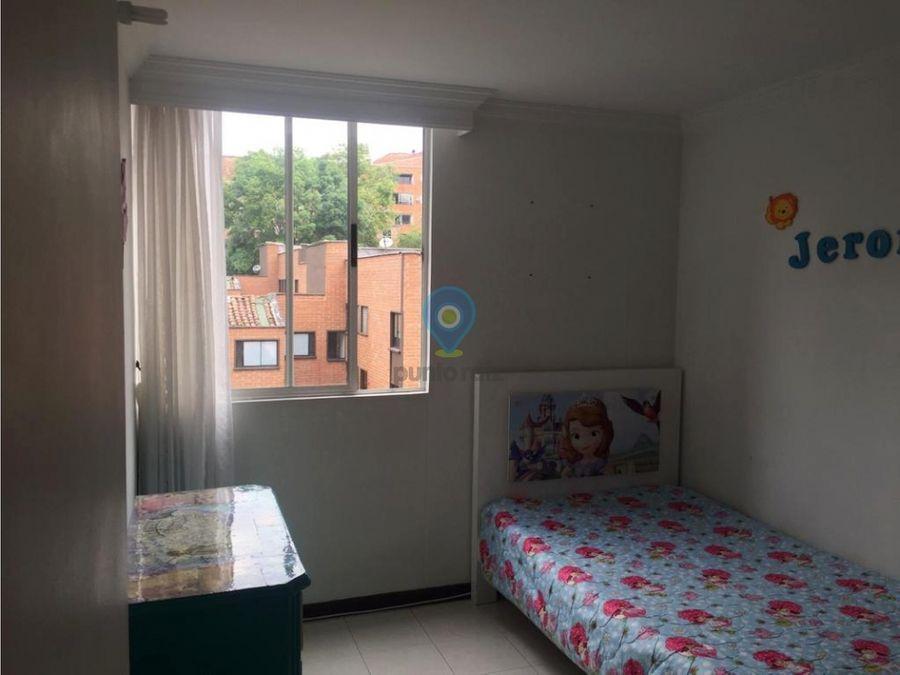 apartamento en venta en envigado en la paz