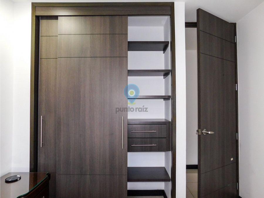 apartamento en venta en envigado el chocho