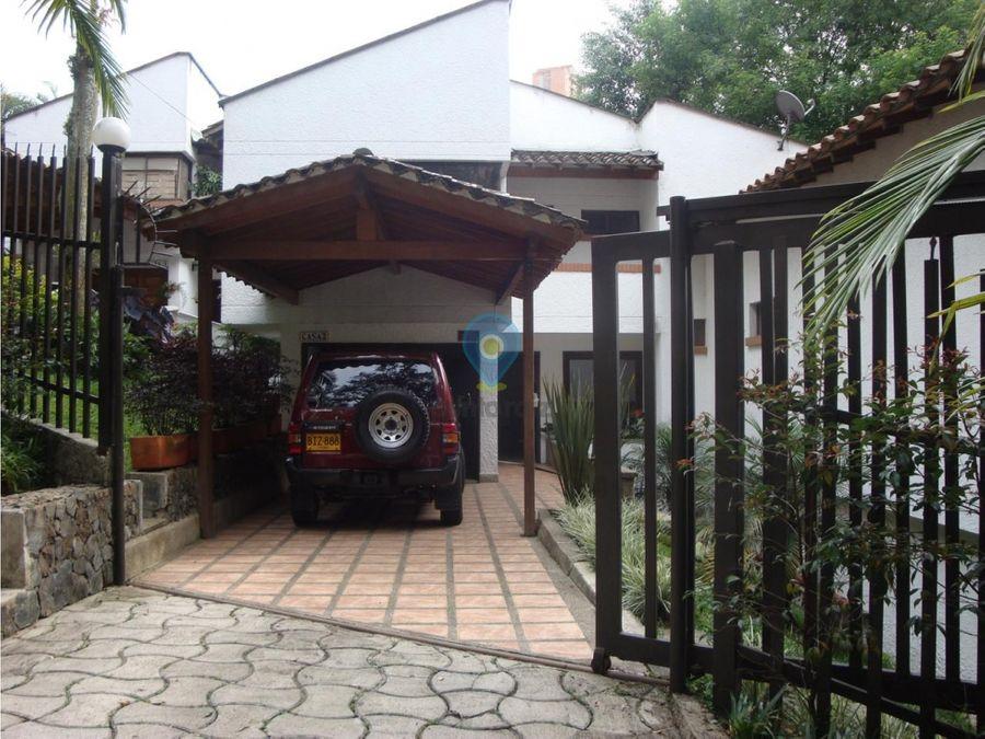 casa en venta en el poblado tesoro