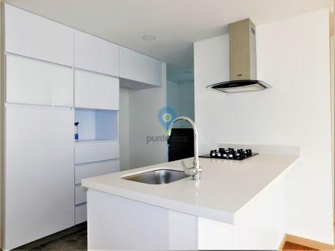 apartamento en venta en el poblado campestre