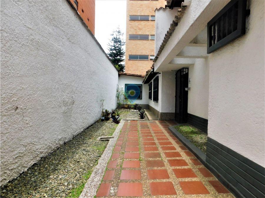 casa lote en venta en envigado el portal