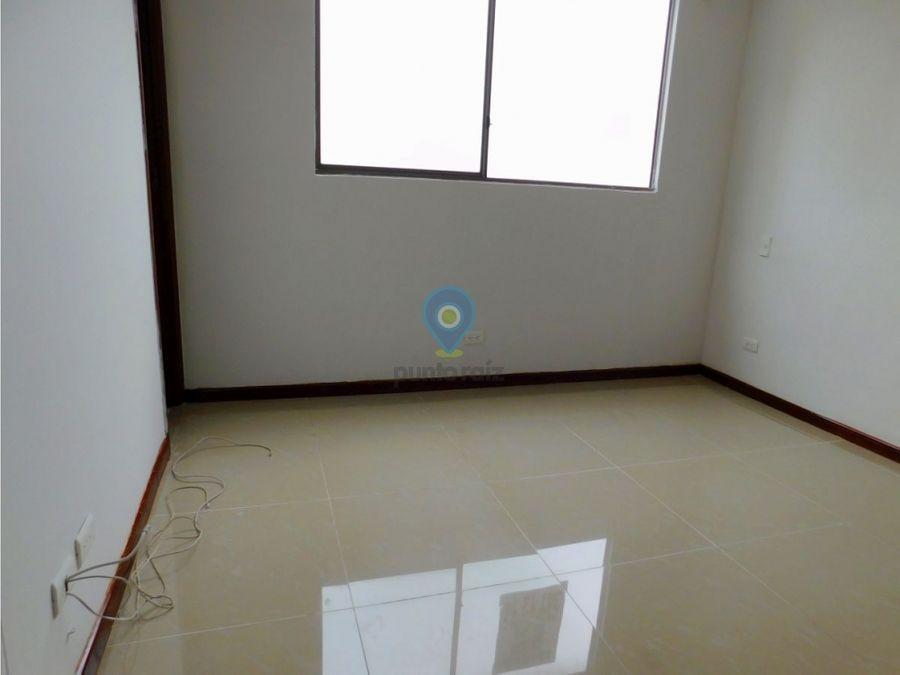 apartamento en arriendo en la loma de los bernal