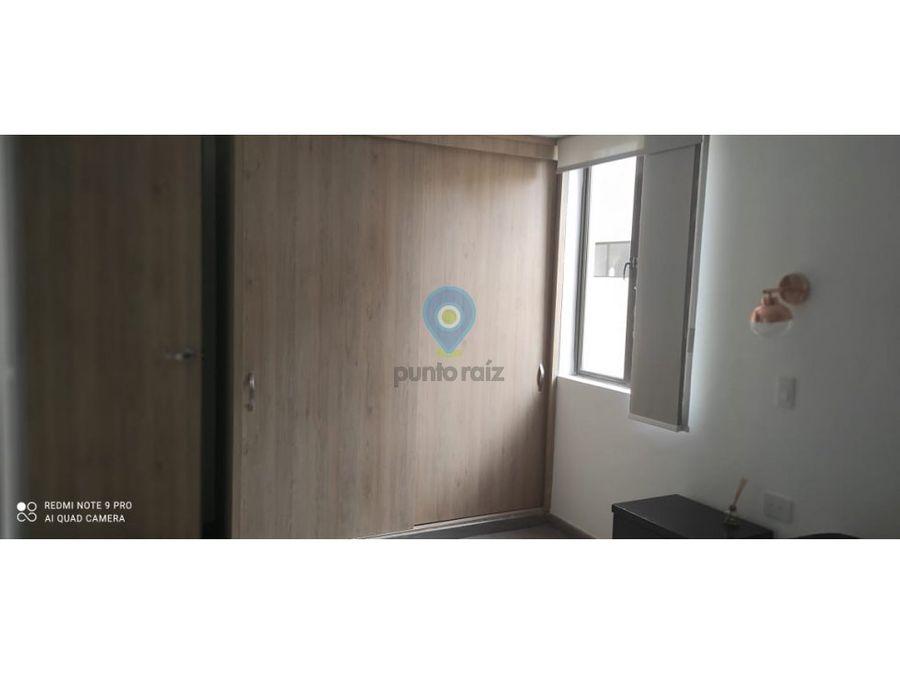 apartamento en arriendo en el poblado manila