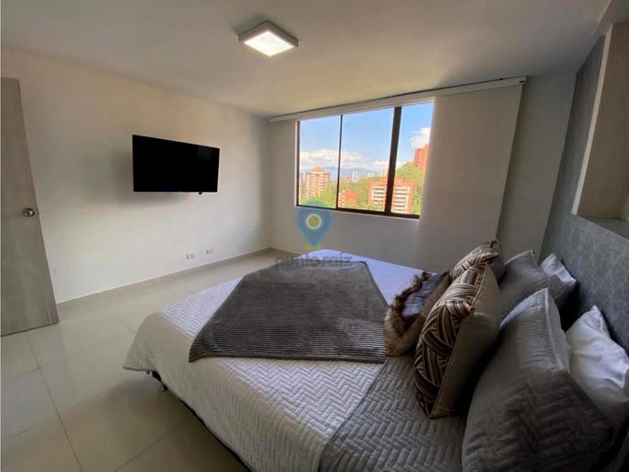 apartamento en venta en el poblado la frontera