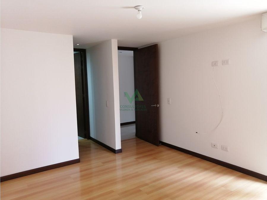 apartamento en arriendo en zuniga