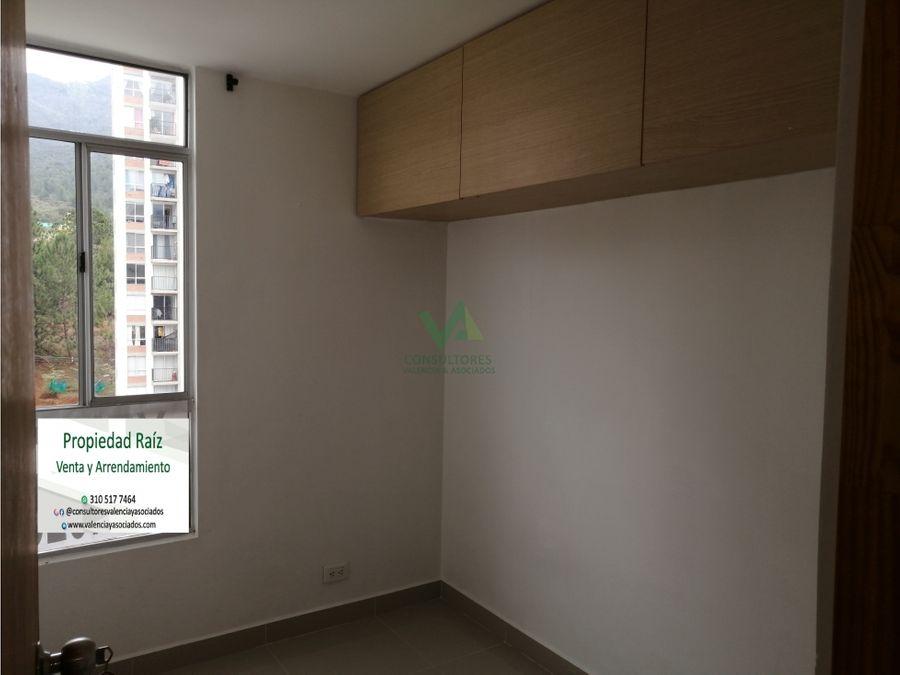 apartamento en niquia con parqueadero