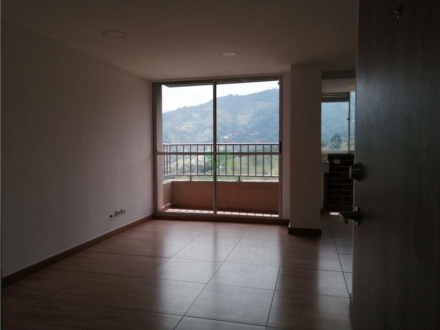 apartamento en arriendo en sabaneta vereda san jose
